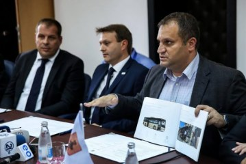 Prishtina do të bëhet me 51 autobusë modernë
