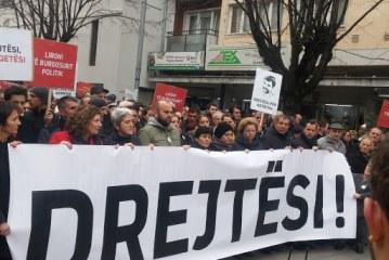Besa që udhëheq protestat për Astrit Deharin: mos qofsha nën lëkurën e ministres Hoxha!
