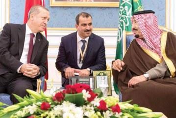 Turqia dhe Arabia Saudite me pikëpamje të njëjta, Erdogan falënderon mbretin Selman për mikpritjen