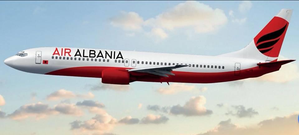 Rama paralajmëron  dhuratën  e parë turke  Air Albania