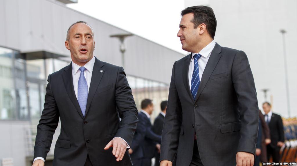 Beogradi premton hakmarrje pas vizitës së Zaev në Prishtinë  nuk e njohim  Republika e Maqedonisë