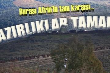 Pse Turqia kërkon të godasë në Afrin?