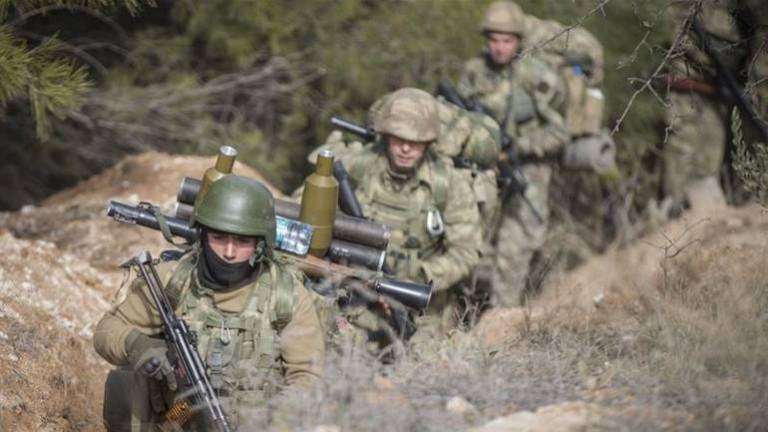 Turqia para një sfide të vështirë  forcat e Asadit do të mbështesin YPG në kurde në luftë me  Degën e Ullirit