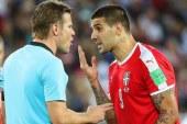 VAR çon në shtëpi gjyqtarin e ndeshjes Serbi – Zvicër