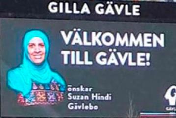 DEBATI/ Billboardi që ka trazuar opinionin suedez