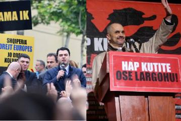 DIFERENCAT/ Mes formës dhe përmbajtjes: ku ndryshojnë protestat e opozitës dje me ato sot