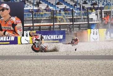 """MotoGP: """"Theqafje"""" e frikshme e Jorge Lorenzos (video)"""