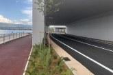 TURIZMI/ Një relaks për sytë në tunelin e ri panoramik të Pogradecit, ja mbi ç'koncept është ndërtuar (foto)