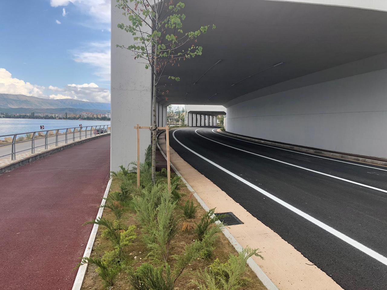 TURIZMI  Një relaks për sytë në tunelin e ri panoramik të Pogradecit  ja mbi ç koncept është ndërtuar