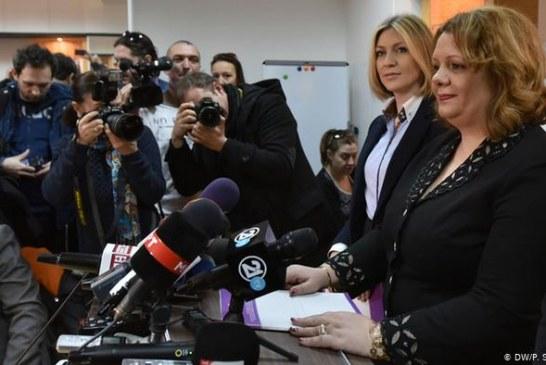 E PAPRITUR/ Çoi në burg Gruevskin, dorëhiqet Kryeprokurorja Speciale e Maqedonisë Veriore