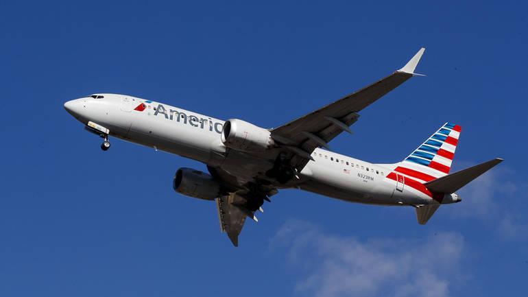 American Airlines  tjetër  Jo ndaj fluturimeve të Boeing 737 MAX