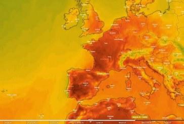 """PARASHIKIMET/ Evropa, drejt """"ferrit të nxehtësisë"""" javën e ardhshme"""