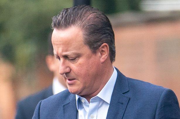 Organizoi referendumin Brexit  ja ç mendon tani ish kryeministri David Cameron