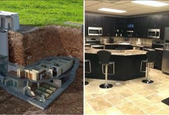 Bunkerë modernë, për miliarderët që i tremben apokalipsit (video)