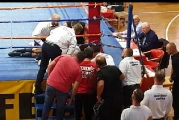 E rëndë në ringun shkodran, vdes boksieri bullgar