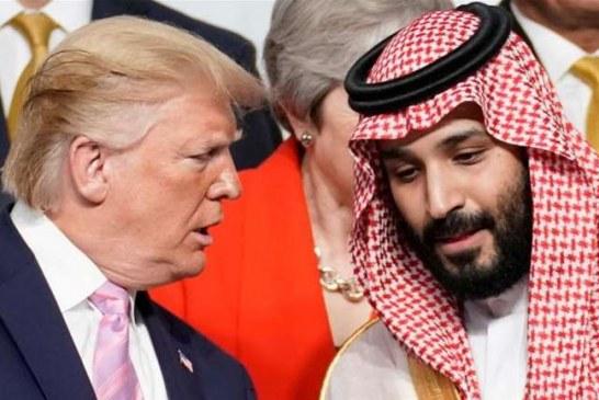 Bin Salman, telefonatë me Trump: të gatshëm dhe të aftë t'i përgjigjemi sulmeve ndaj naftës