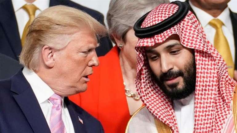 Bin Salman  telefonatë me Trump  të gatshëm dhe të aftë t i përgjigjemi sulmeve ndaj naftës