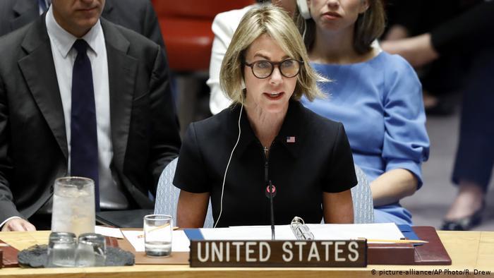 DIPLOMATJA  Fytyra e re e SHBA së në OKB  ç premton nëna e 6 fëmijëve dhe gjyshja e 11 nipërve e mbesave