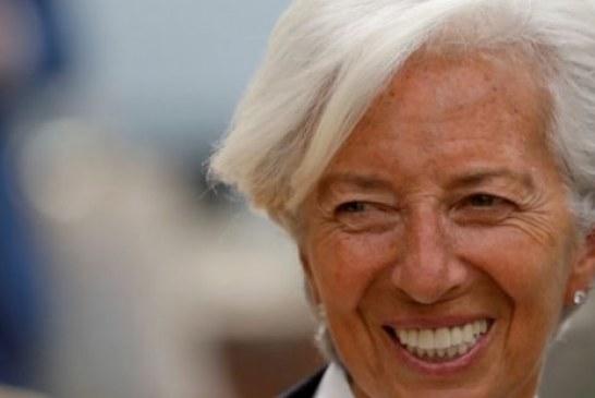 Christine Lagarde konfirmohet si drejtuese e Bankës Qendrore Evropiane