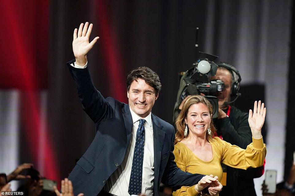 Nudot e Ramës  shfaqen  në Kanada  Trudeau merr dhe një mandat tjetër