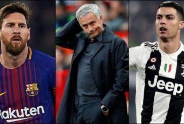 As Messi e as Ronaldo, Mourinho: ja kush ishte talent më i madh se ata