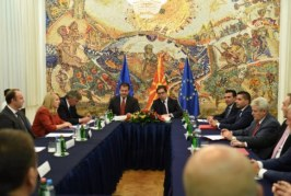 Mos'hapja e negociatave, politika maqedonas vendos: më 12 prill, në zgjedhje të parakohshme