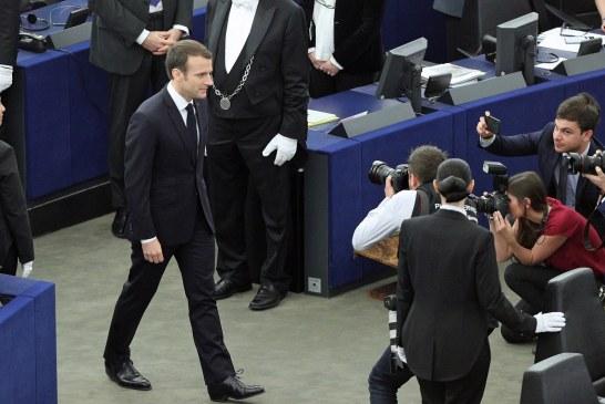 """REAKSIONI/ """"Jo""""-ja e negociatave, Macron sulmohet ashpër në PE: ai, as i madh e as europian!"""