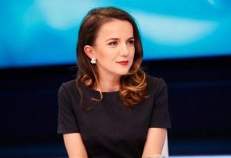 """INTERVISTA/ Rudina Hajdari: """"Jo""""-ja e BE-së e ndau edhe më keq politikën shqiptare"""