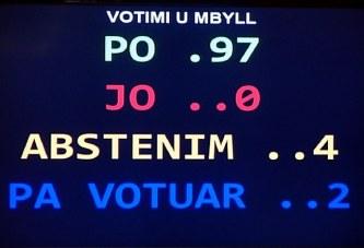 Parlamenti miraton rezolutën anti-Meta