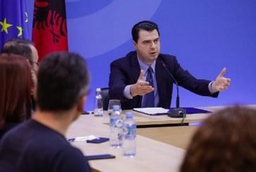 Basha, krah Metës: po referendumit(!), kemi popullin nga pas