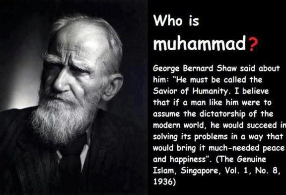 """Përvjetori i vdekjes së Bernard Show-t: Muhamedin e quante """"shpëtimtar të njerëzimit"""", urrente derrat dhe budallenjtë"""