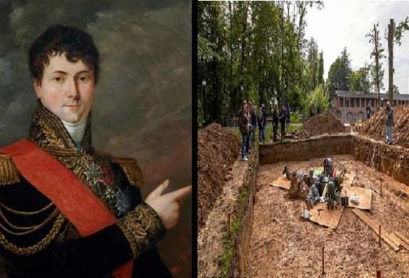 Konfirmohet: eshtrat e gjetur në Rusi, të gjeneralit të famshëm të Bonapartit