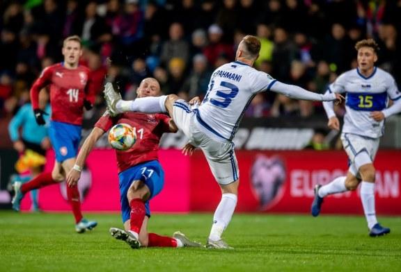 Humbja fatkeqe me Çekinë: a ka tjetër mundësi Kosova për pjesëmarrje në Euro 2020?