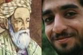 """Irani u thotë """"lamtumirë"""" gjenive të kohës: një militant i frontit sirian, në vend të Omar Khayyam-it"""