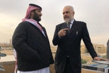 Tirana zien, Rama zbulon vendndodhjen: Në Riad me Bin Salman, për investime saudite në Shqipëri