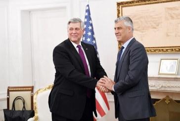 Njeri i Uashingtonit në Prishtinë: Specialja, tregues se Kosova nuk ka frikë