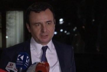 Konstituimi i Kuvendit të Kosovës, Albin Kurti entuziast: nuk u bllokua!