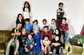 Emigranti sirian me tre gra dhe 13 fëmijë, Gjermania i paguan me qira tre apartamente