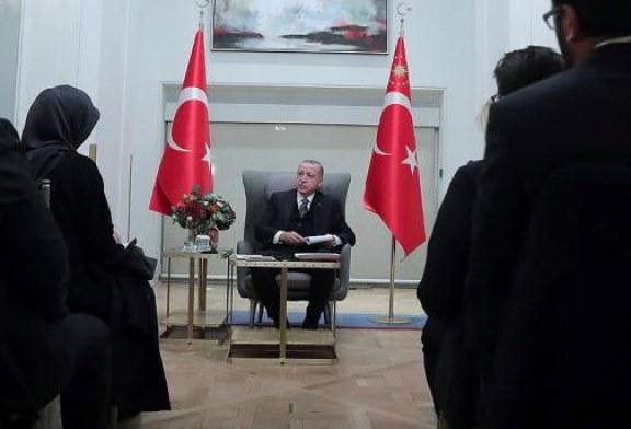 DIPLOMACI/ Operacioni në Siri, Erdogan: ja përgjigja për Macron, Merkel dhe Johnson