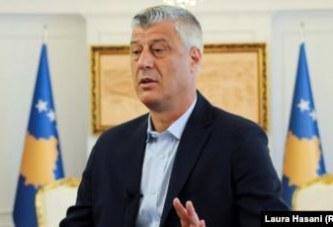 """NDRYSHIMI/ Kuvendi i Kosovës nën efektin """"Kërshëndella"""", Thaçi me datë të re konstituimi"""