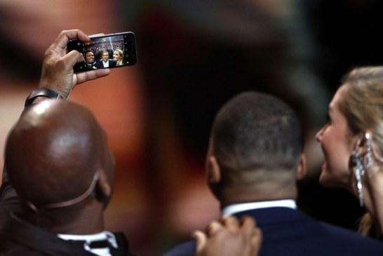 Didier Drogba e Kylian Mbappe, çfarë u zbulua para kësaj selfie?