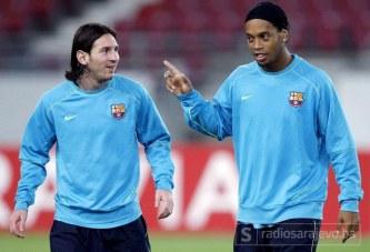Ronaldinho: Nuk mund të them që Messi është më i miri në histori, por…