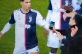 Video: Dëshira për një foto, reagimi nervoz  i Ronaldos me një tifoz