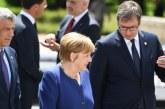 E djeshmja mizore, Thaçi: ja kush është Merkel e ja Vuçiç