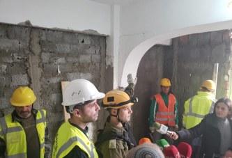 """Tërmeti: a janë specialistët izraelitë të inspektimeve """"mendja e marrë nga bota""""?"""