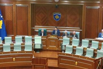 Nën hijen e gazit lotsjellës, VV merr drejtimin e Kuvendit të Kosovës: kryetar, Glauk Konjufca