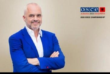 Rama si kryetar i OSBE-së: suksesi ynë, suksesi i 57 shteteve