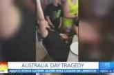 Australi: gruaja vdes në garën e ngrënies së kekut (video)