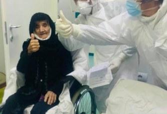 Nënë Haxherja ia hedh paq: 80 vjeçe, del nga kthetrat e Corona-s si vajzë e re