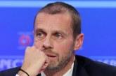 Ceferin për Champions dhe Europa League: Do të përfundojnë apo do të ndërpriten?